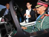 非洲某国司令体验L-15