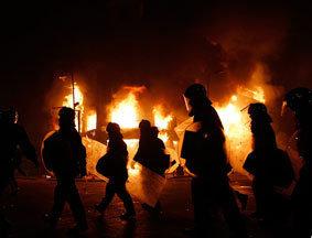 伦敦男子被警方射杀引发民众抗议及骚乱