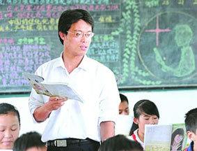 山村小学教师换肾前连续九年正常授课