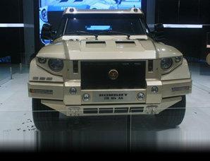 世界最贵SUV亮相2011成都车展