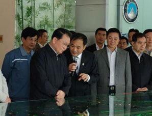 李长春:吉利要成为世界先进的汽车企业