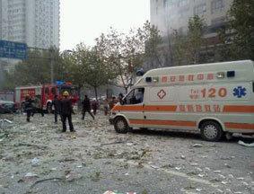 西安高新区爆炸致多人伤亡