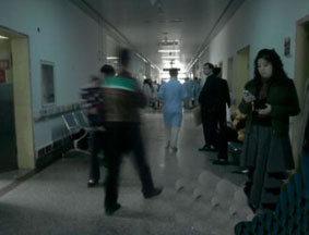西安高新区爆炸现场直击:医院人满为患