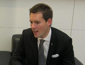 专访劳斯莱斯亚太地区市场总监丹.巴尔默