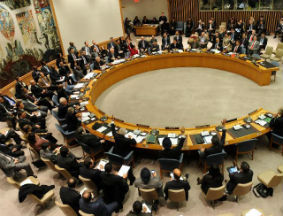 安理会未能通过叙利亚问题决议草案