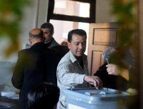 叙利亚开始新宪法草案全民公投