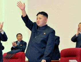 金正恩当选国防委员会第一委员长