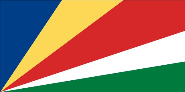 塞舌尔国旗 返回国家简介