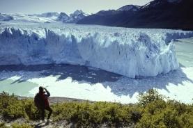 莫雷诺冰川Moreno Glacier