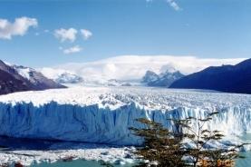 莫雷诺冰川奇观