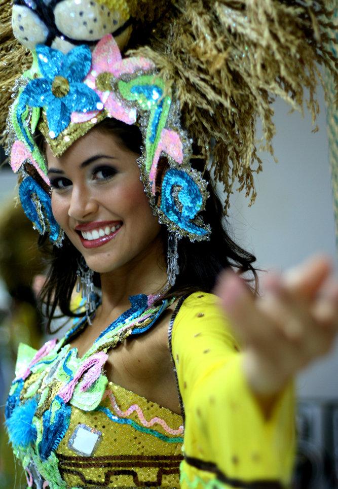 尼加拉瓜美女