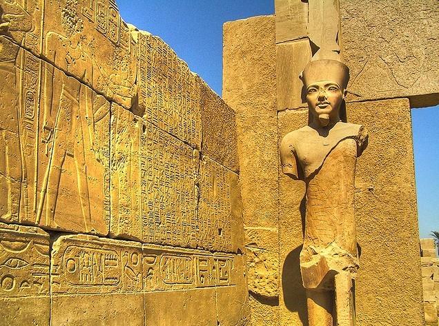 古埃及文明图片