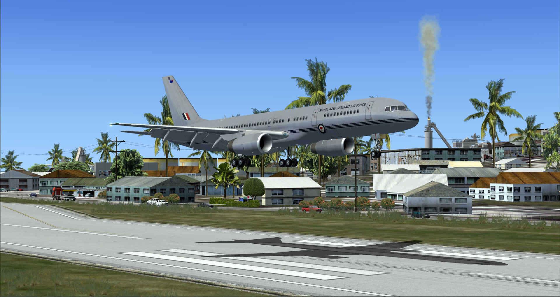 瑙鲁国际机场