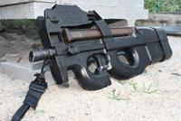 赫斯塔尔P90冲锋枪