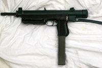 CZ 25型冲锋枪