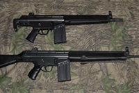 赫克勒-科赫G3自动步枪