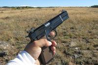 """雅利金""""格拉奇""""6P35手枪"""
