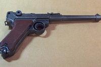 巴拉贝鲁P'08加长型手枪