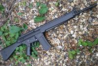 HK 33E自动步枪
