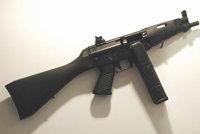 SAF冲锋枪