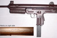 FMK Mod 2 冲锋枪