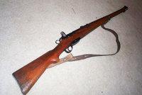 施密特-鲁宾M1931卡宾枪