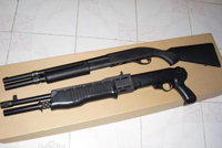 雷明顿M870P霰弹枪