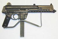 瓦尔特MPK/MPL冲锋枪
