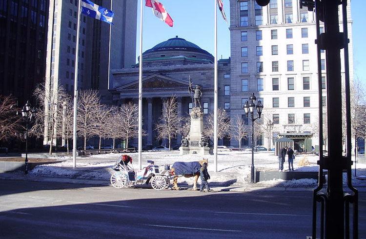 魁北克兵器广场_魁北克城_加拿大_环球旅行_环球网