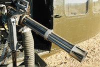 米尼冈M134机枪