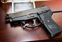 西格-绍尔P239手枪