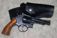 Liama Comanche转轮手枪