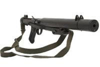 斯特林L34A1冲锋枪