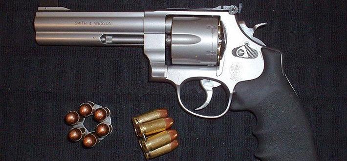 史密斯-韦森625转轮手枪图片