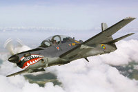 "EMB-314M(A-29)""超巨嘴鸟"""