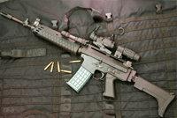 AK5突击步枪