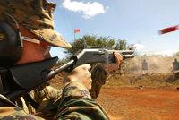 伯奈利M4超级90霰弹枪