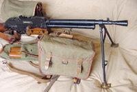 查特勒尔特M1924/29机枪