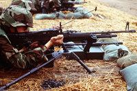 M60E3机枪