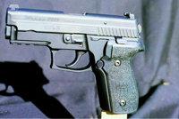 西格-绍尔P229手枪
