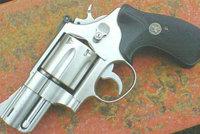 史密斯-韦森新世纪手动退壳型转轮手枪