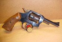 弥勒 0.38英寸特警用转轮手枪