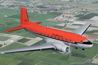 """R4D-8/C-117""""海豚"""""""