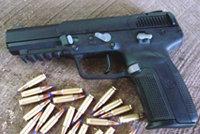 FN5-7手枪