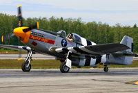 """P-51B/C""""野马"""""""