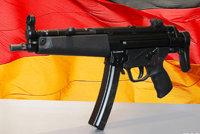 赫克勒-科赫MP5冲锋枪