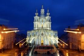 圣彼得堡夜景