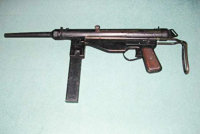 FBP冲锋枪