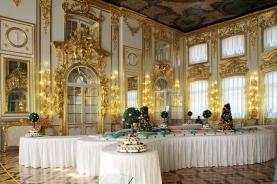凯瑟琳宫内景