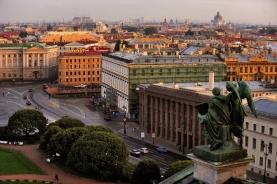 俯瞰莫斯科
